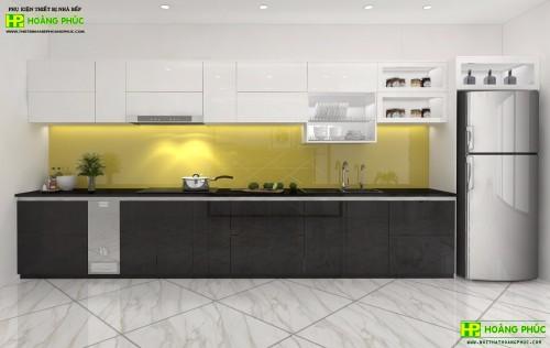 Tủ bếp Acrylic BAE11P26-02