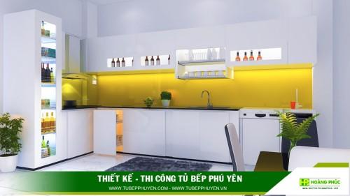Tủ bếp đẹp Phú Hòa
