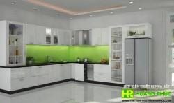 Tủ bếp Acrylic HP-07